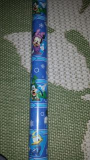 New Disney Mickey Mouse and Friends Heavyweight gift wrap #2
