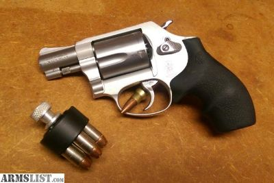 For Sale/Trade: S&W model 637
