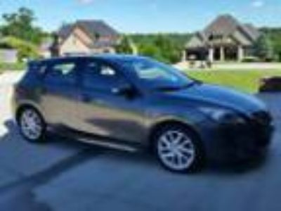 2012 Mazda Mazda3 S Grand Touring 2012 Mazda 3 S Grand Touring with Tech Package
