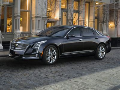 2016 Cadillac CT6 3.0L Twin Turbo Platinum (Crystal White Tricoat)