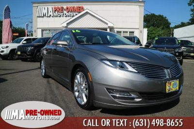 2016 Lincoln MKZ 4dr Sdn Hybrid FWD (Bronze Fire Metallic Tinted Clearcoat)