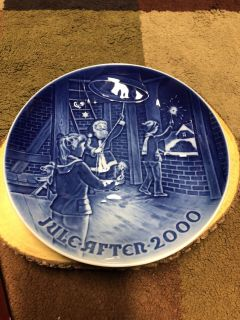 Bing & Grondahl collectible plate