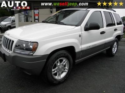 2004 Jeep Grand Cherokee Special Edition (Stone White)