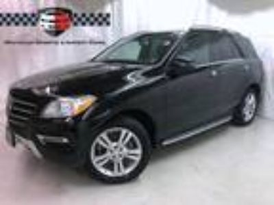 used 2015 Mercedes-Benz M-Class for sale.