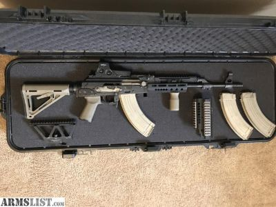 For Sale: Upgraded AK47