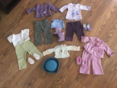 American Girl brand doll clothes