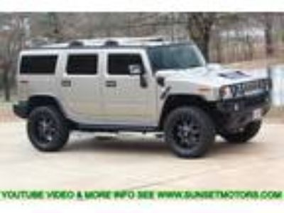 Used 2005 HUMMER H2 For Sale