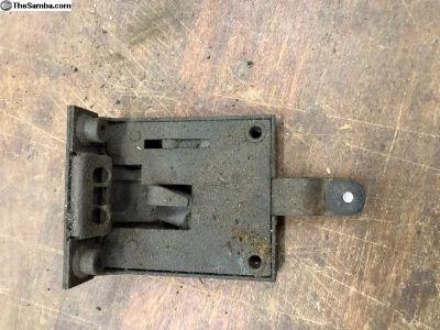 55-60 Front Door Latch Mechanism