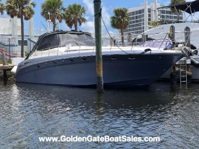 2000, 54′ SEA RAY 54 SUNDANCER For Sale