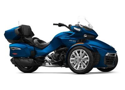 2018 Can-Am Spyder F3 Limited Trikes Motorcycles Cartersville, GA