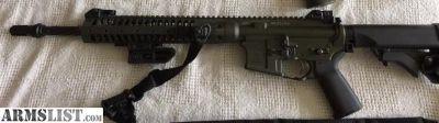 For Sale: LWRC IC-SPR 16' Rifle