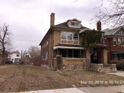 6 Bed 2 Bath Foreclosure Property in Detroit, MI 48206 - Calvert St