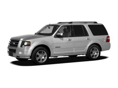 2012 Ford Expedition Limited (White Platinum Metallic Tri-Coat)