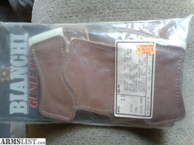 For Sale: BIANCHI LADIES THIGH HOLSTER FOR WALTHER-BERETTA OR BROWNING