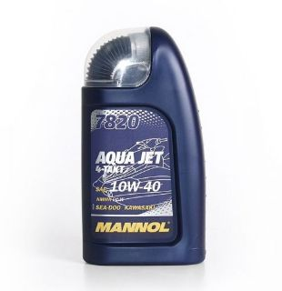Find Mannol 7820 Aqua Jet 10W-40 Full Synthetic Motor oil for Outboards, Jet Ski 1 qt motorcycle in Sarasota, Florida, United States, for US $10.99