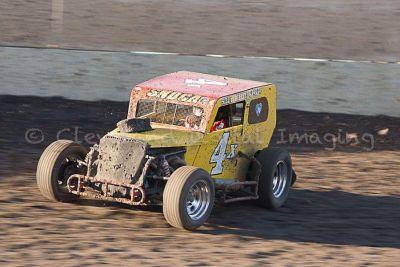 Race ready dwarf car
