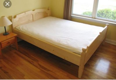 ISO a double/full size bed