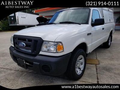 2008 Ford Ranger XL (Oxford White)