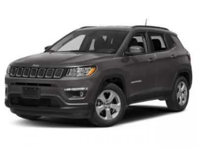 2019 Jeep Compass Latitude 4x4 (Diamond Black Crystal Pearlcoat)