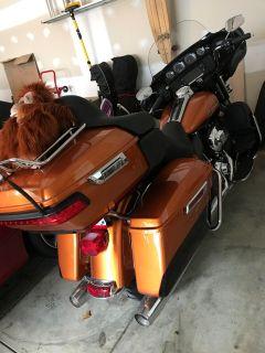 2015 Harley-Davidson ELECTRA GLIDE ULTRA LIMITED
