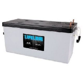 Find A Pair of LifeLine GPL-4DL AGM Deep Cycle Marine / RV Batteries 210Ah motorcycle in Kansas City, Missouri, United States, for US $1,149.90