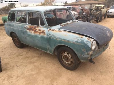 67 squareback. Parting out