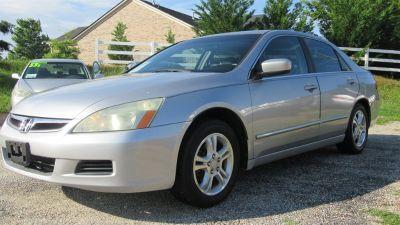 2007 Honda Accord EX-L (Silver Or Aluminum)