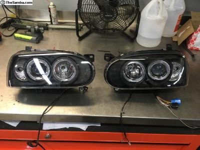 Mk3 Golf 94-99 projector headlights