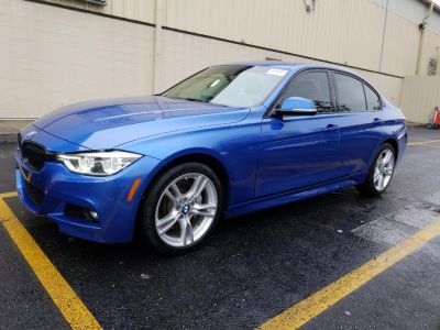 2016 BMW 3-Series 4dr Sdn 340i xDrive AWD M SPOR (Estoril Blue Metallic)