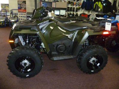 2018 Polaris Sportsman 570 Utility ATVs Union Grove, WI