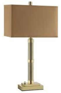 "Central Standard 30.5"" Table Lamp"