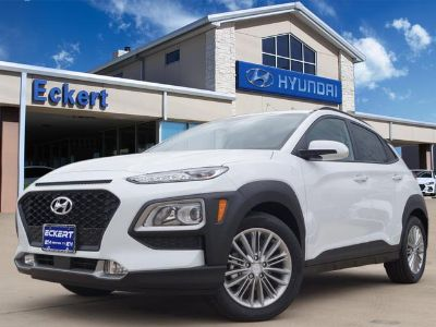 2018 Hyundai KONA SEL (chalk white)