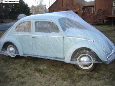 VW Bug car covers