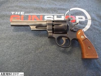 For Sale: Smith and Wesson 28-2