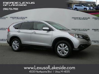 2013 Honda CR-V EX-L (Alabaster Silver Metallic)