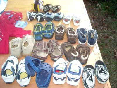 Over 100 Outfits Baby Boy Clothes 0-12 months baby shoes too