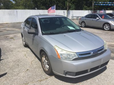 2009 Ford Focus SE (Silver)