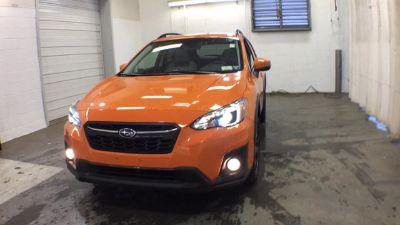 2019 Subaru Crosstrek Limited (Sunshine Orange)