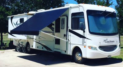 2008 Coachmen Mirada MH350DS