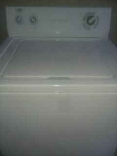 Whirlpool Estate Washer