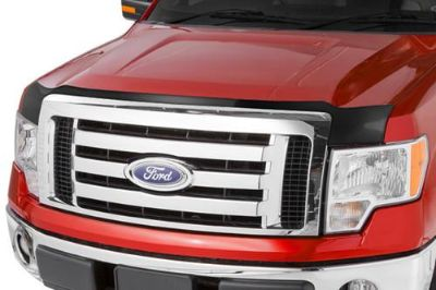 Purchase AVS 322006 08-10 Ford F-250 Bug Deflectors Smoke Acrylic Aeroskin Hood Shield motorcycle in Birmingham, Alabama, US, for US $59.74