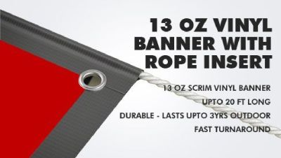 Promote Your Brand with Colorful Banner Printing from PrintPapa