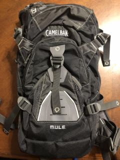 NEW! Camelbak hydration mule hiking backpack 3 liters