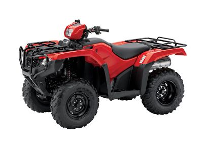 2018 Honda FourTrax Foreman 4x4 Utility ATVs Delano, CA