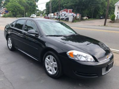 2013 Chevrolet Impala LT (Black)