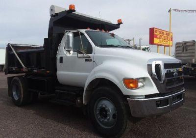 2011 Ford F-750 Dump Truck *69 K Miles