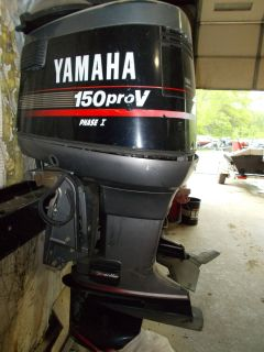 1991 Yamaha PRO V 150 Outboards West Plains, MO