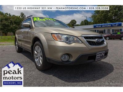 2009 Subaru Outback 2.5i Limited (Gold)
