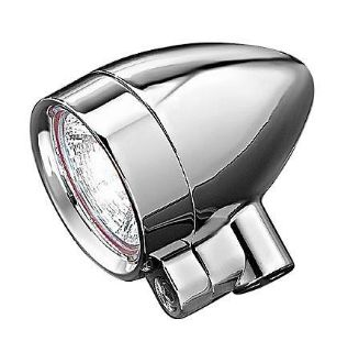 Find Kuryakyn Small Halogen Silver Bullet Lights 2305 motorcycle in Ashton, Illinois, US, for US $99.99
