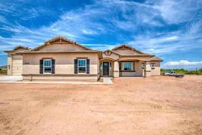28906 N Wakefield Road Queen Creek Four BR, Semi Custom Home
